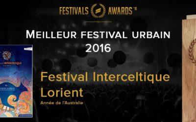 FIL : Meilleur Festival urbain 2016