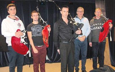 Trophée International MacCrimmon de Highland Bagpipe
