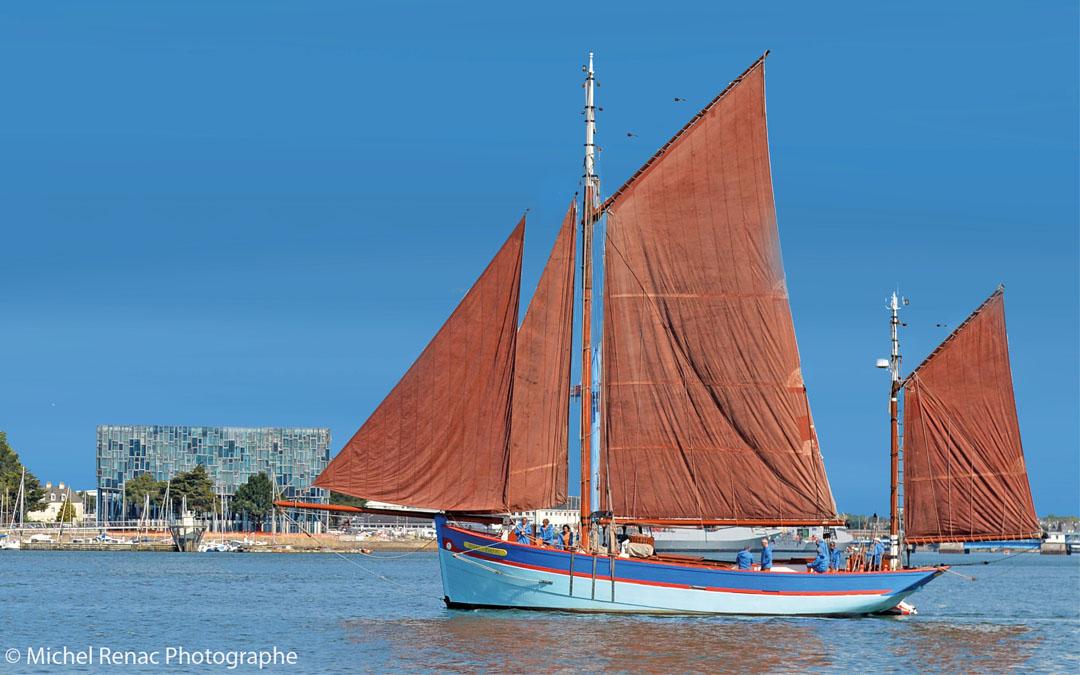 Le bateau André Yvette
