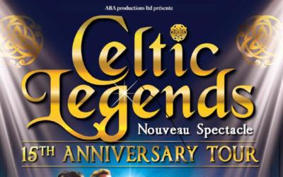 Offre spéciale : Celtic Legends au Palais des Congrès