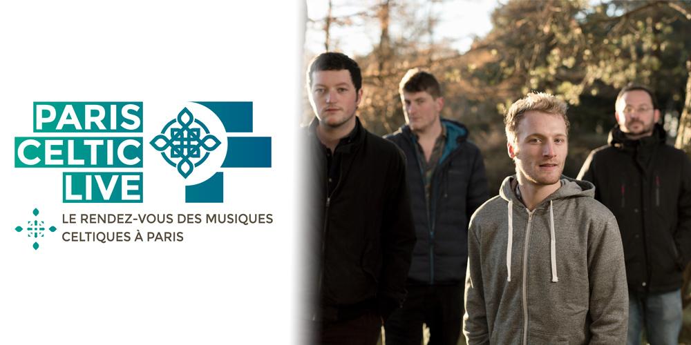 Soirée «Celtic Spirit» avec Paris Celtic Live
