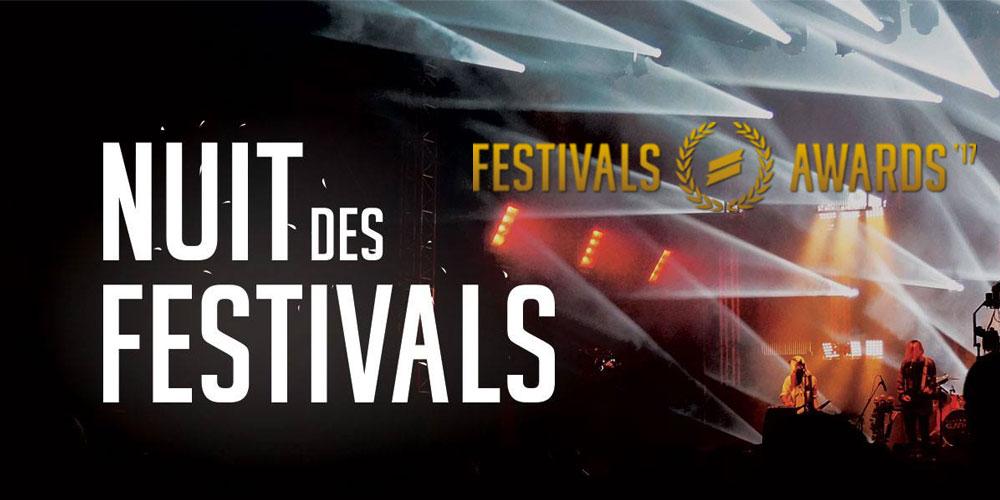Festivals Awards17 : le FIL cède son titre