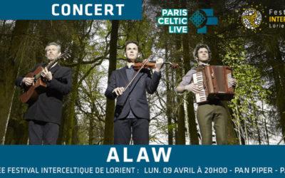 Soirée FIL à Paris avec Alaw