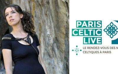 Gwennyn en concert à Paris