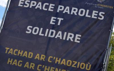 Rencontres littéraires : Espace Paroles et Solidaire
