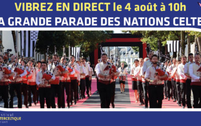 La Grande Parade des Nations Celtes 2019
