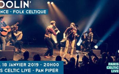 Doolin' au Pan Piper