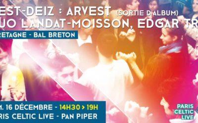 Fest Deiz au Paris Celtic Live