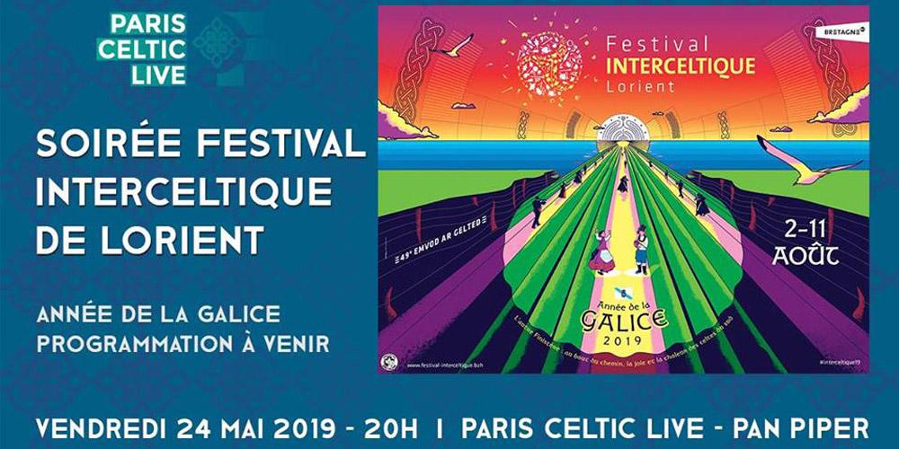 Soirée spéciale FIL / Galice à Paris