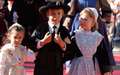 Bragadenn ar re yaouank – La Parade des enfants