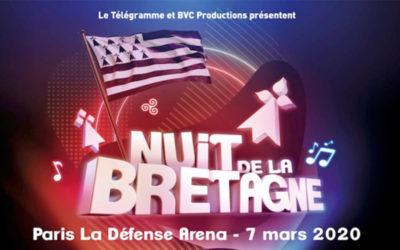 Le Festival Interceltique de Lorient, partenaire de la Nuit de la Bretagne
