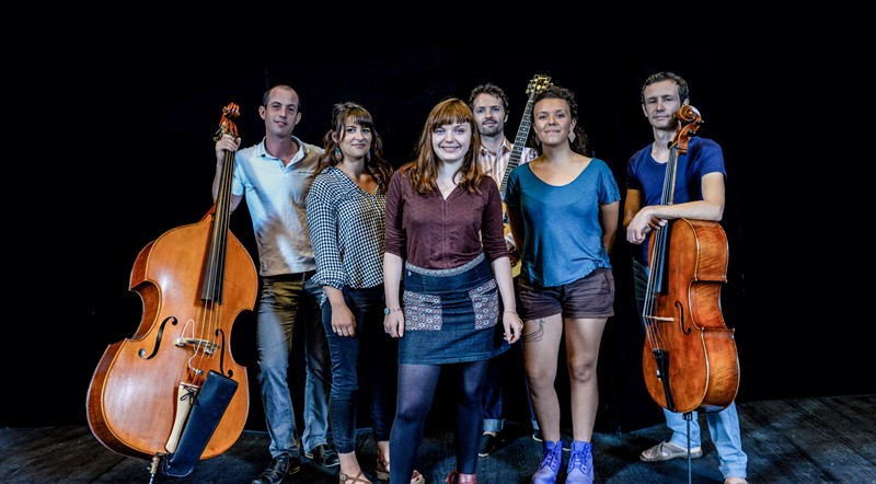 Eben au Festival  « Celtic Connections » de Glasgow