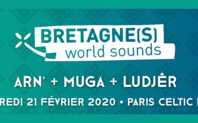 SOIRÉE BRETAGNE(S) WORLD SOUNDS au Pan Piper