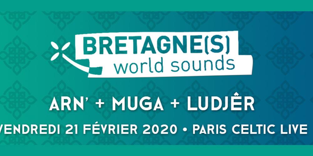 SOIRÉE BRETAGNE(S) WORLD SOUNDS au Pan Piper