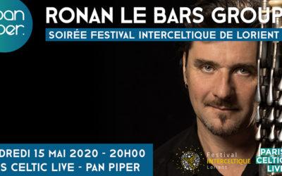 Paris Celtic Live : Soirée Festival Interceltique de Lorient