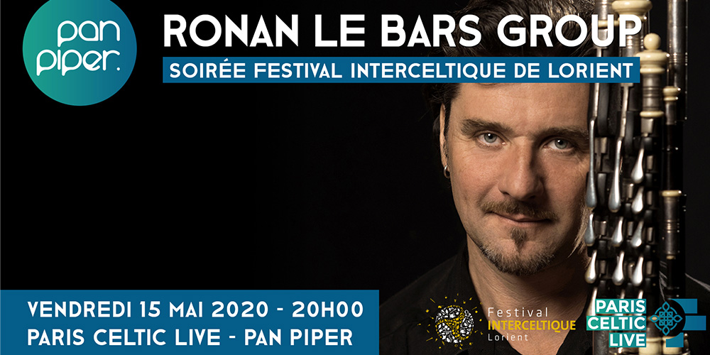 Paris Celtic Live : Soirée Festival Interceltique de Lorient