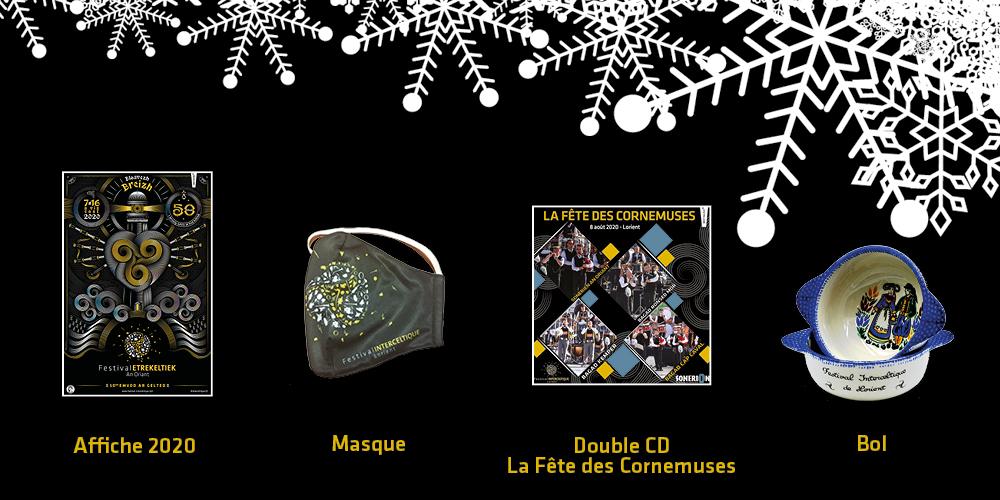 La Boutique du FIL : idées cadeau !