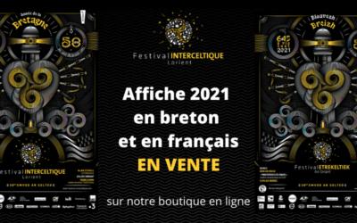Affiches 2021 : EN VENTE