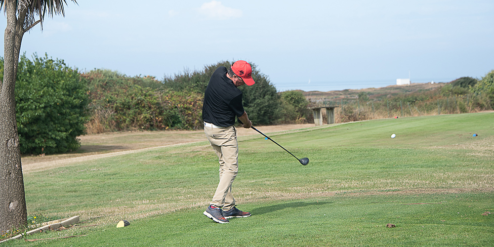 Golf CelTrophy