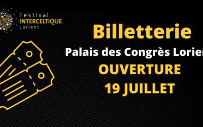 Billetterie Palais des Congrès – Lorient