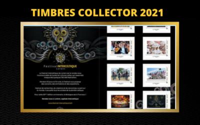 Timbres 2021 disponibles