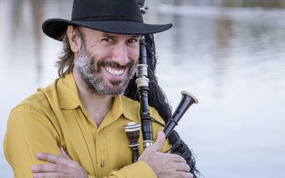 Carlos Núñez et l'Orchestre National de Bretagne : le 21 septembre à Lorient